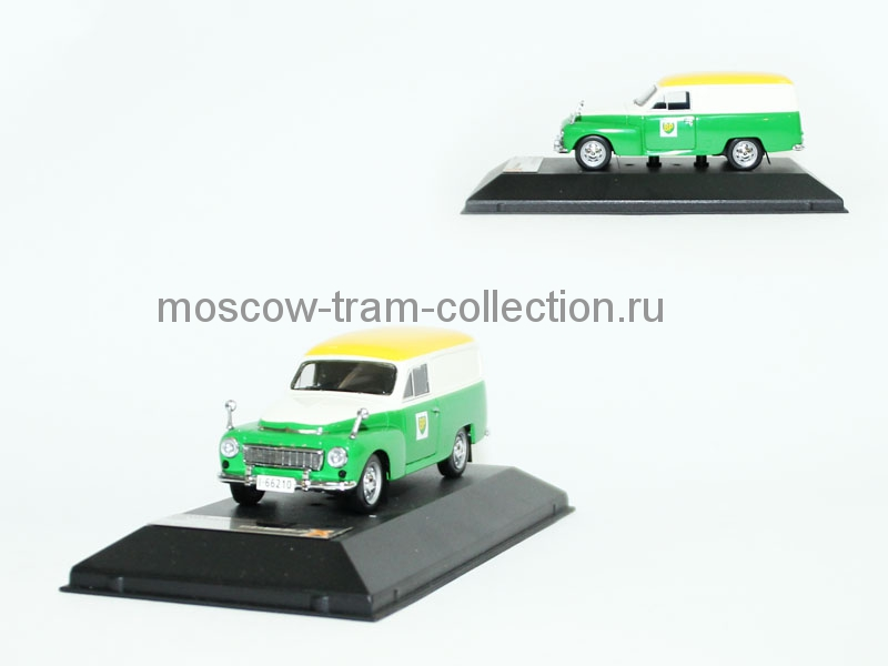 Коллекционные масштабные модели Volvo PV210 Duett Van