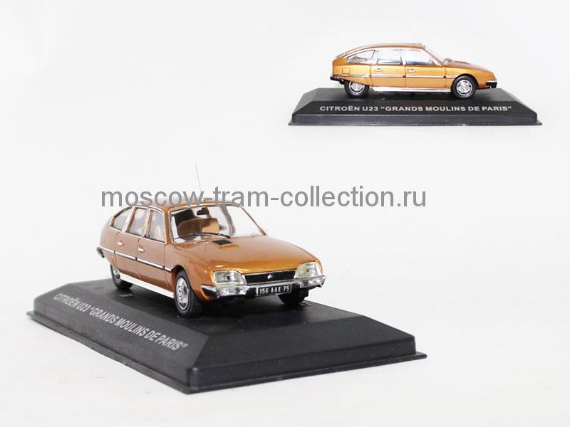 Коллекционные масштабные модели CITROEN CX 2400 PALAS - 1976