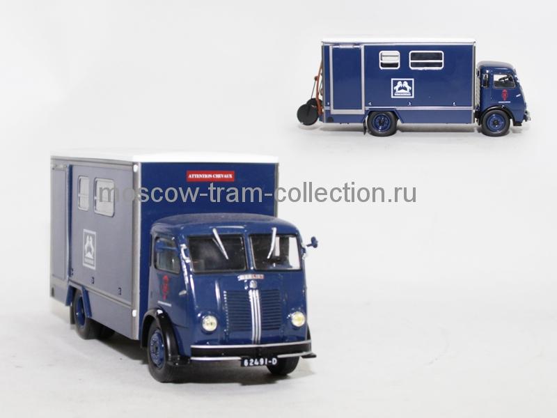 Коллекционные масштабные модели Berliet GLA