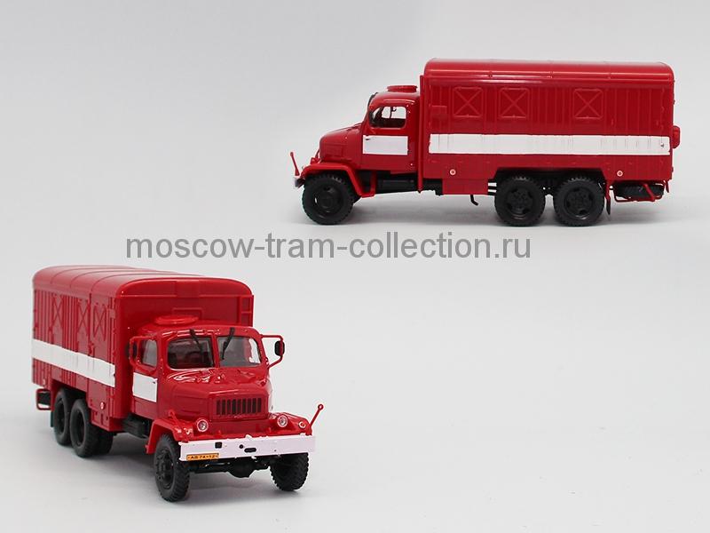 Коллекционные масштабные модели Praga V3S