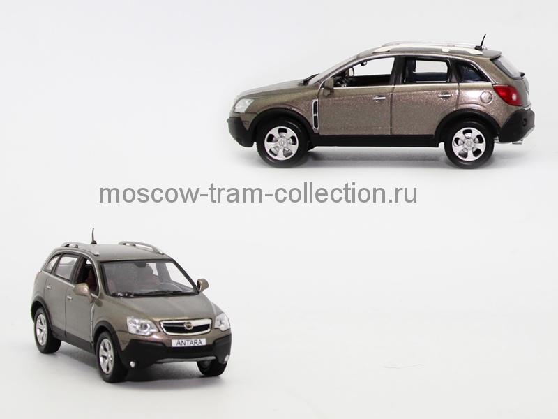 Коллекционные масштабные модели Opel Antara 2006