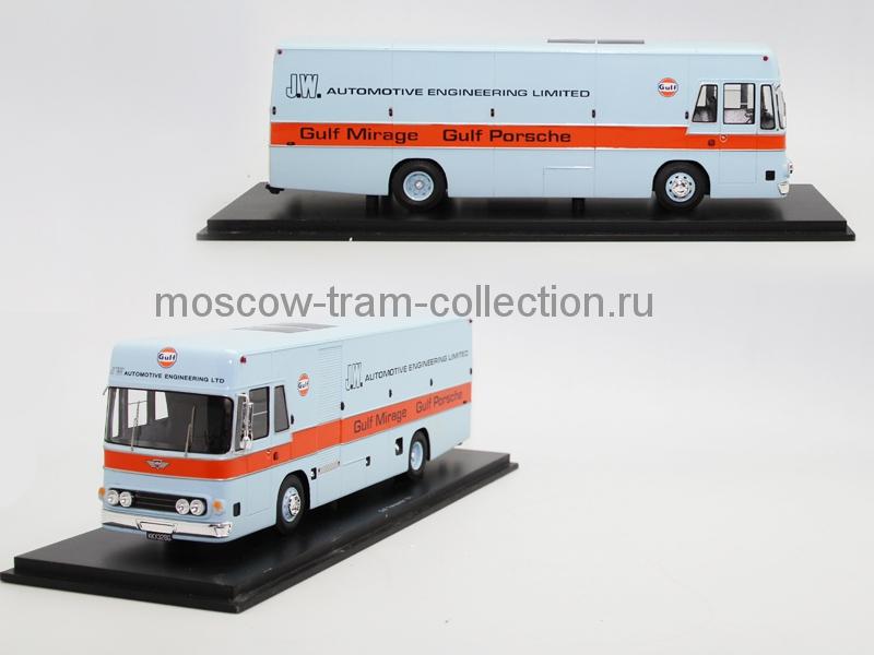 Коллекционные масштабные модели Gulf Transporter 1971г