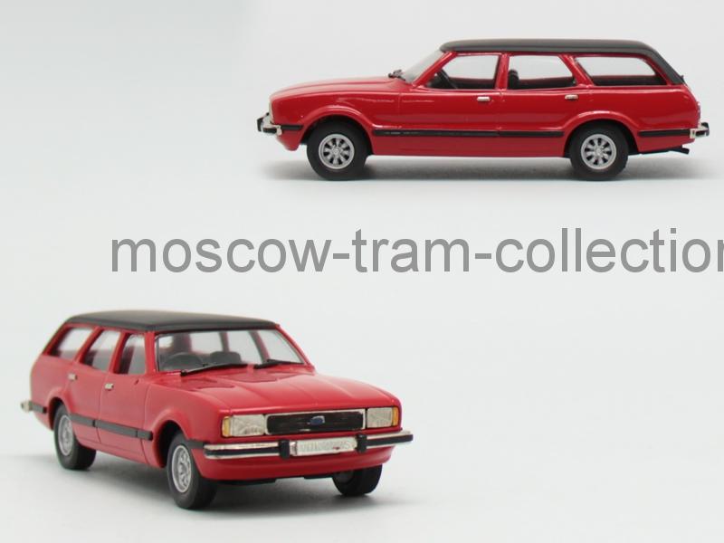 Коллекционная масштабная модель 1:43 Ford Cortina Estate №68