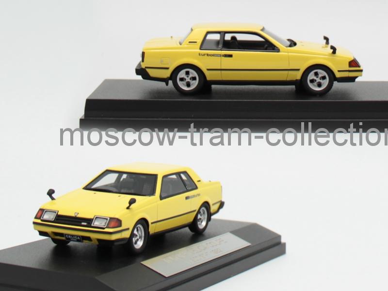 Коллекционная масштабная модель 1:43 Toyota Celica Coupe 1982