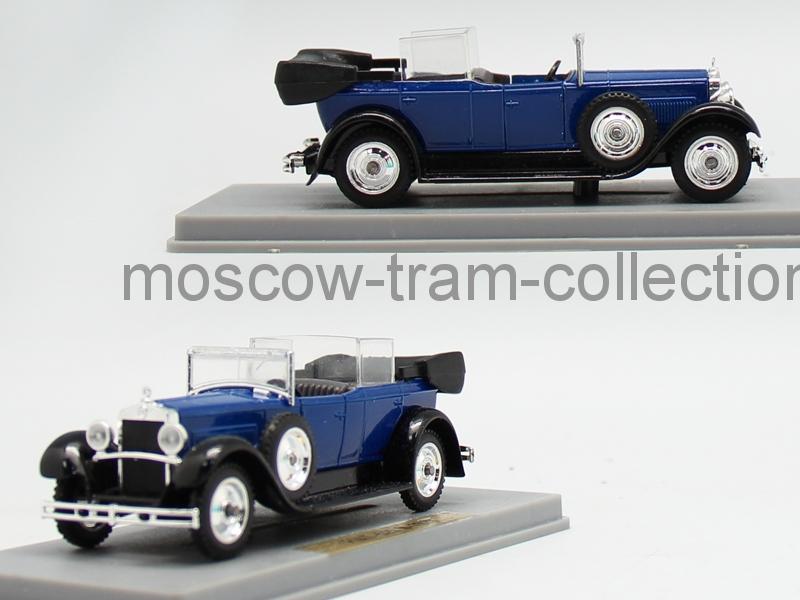 Коллекционная масштабная модель 1:43 Fiat 525 1929
