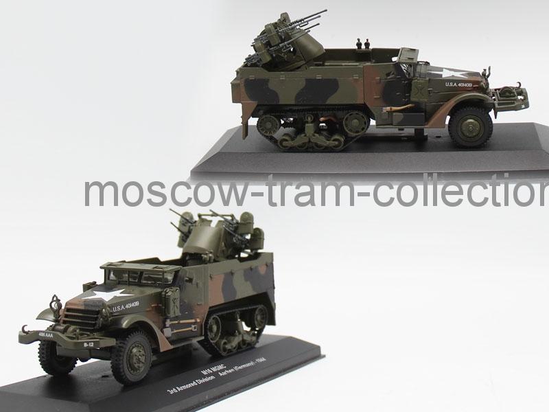 Коллекционная масштабная модель 1:43 M16 MGMC 3rd