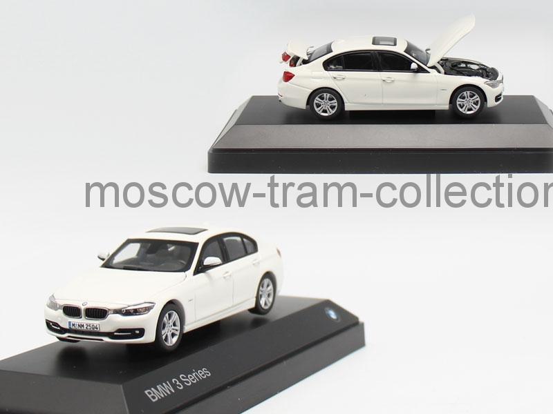 Коллекционная масштабная модель 1:43 BMW 3 Series