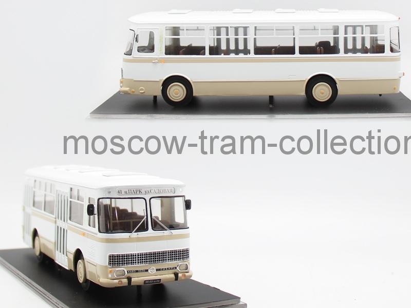 Коллекционная масштабная модель 1:43 Кавз-3100 Сибирь