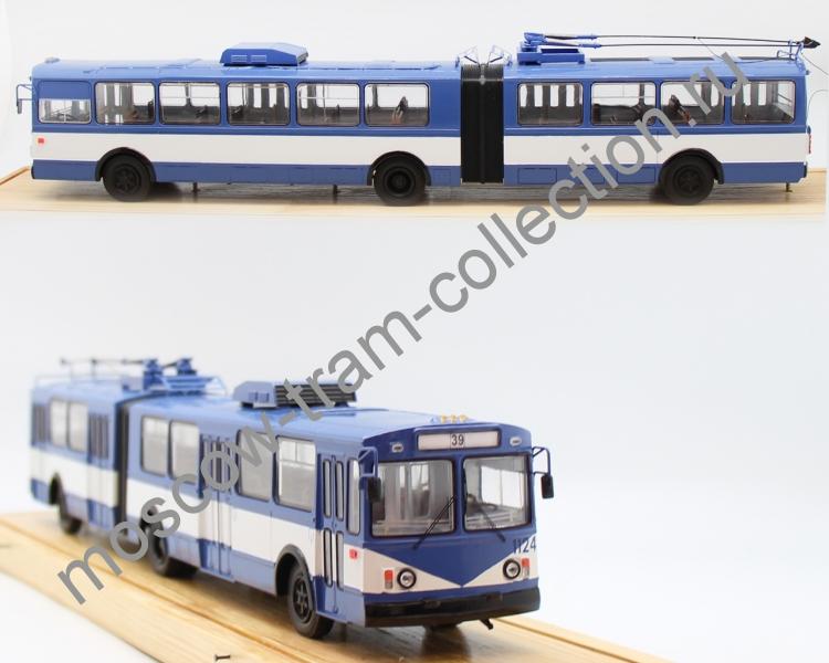 Коллекционная масштабная модель 1:43 Зиу 683Б (БОО) Санкт-Петербург