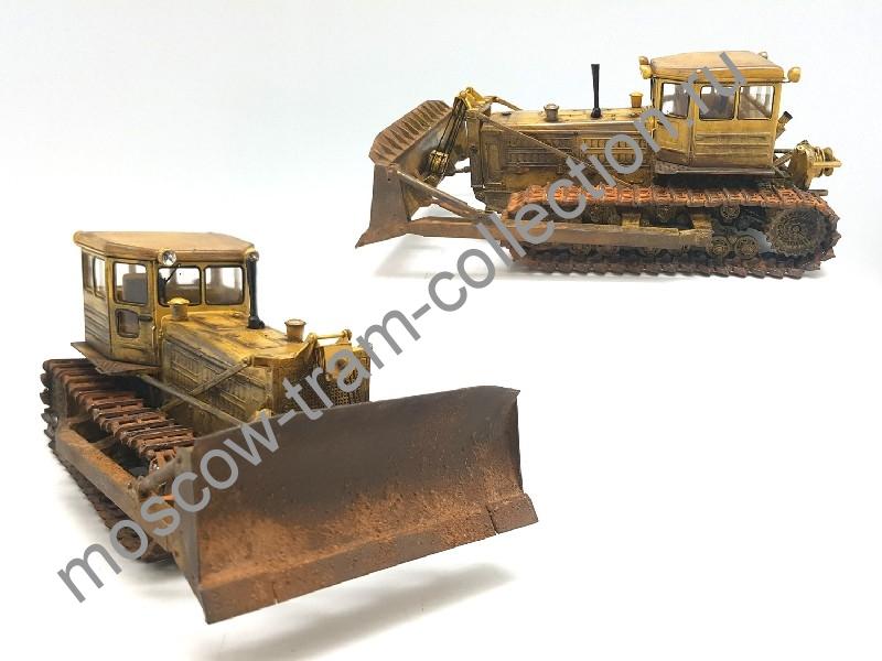 Коллекционная масштабная модель 1:43 Д-275 ранний светло-желтый