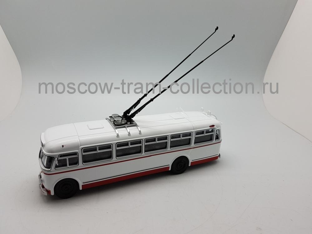 Коллекционная масштабная модель 1:43 КТБ-4
