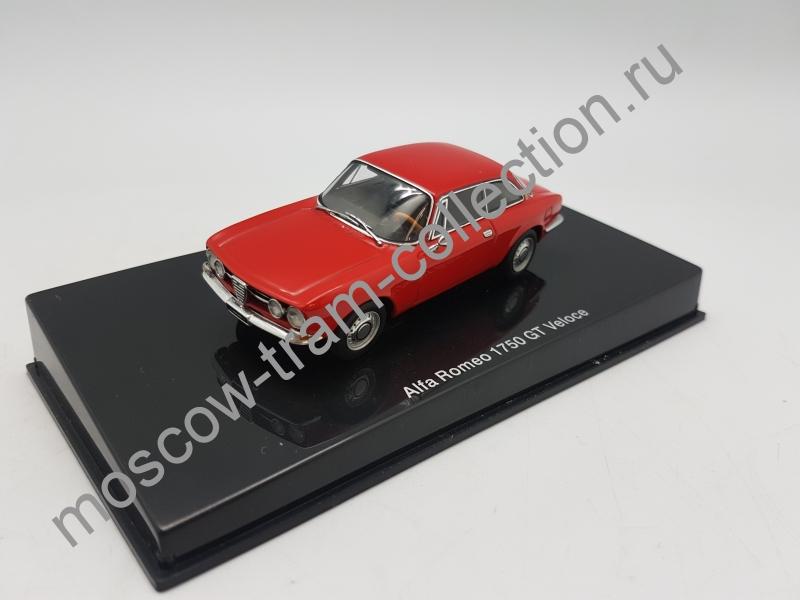 Коллекционная масштабная модель 1:43 Alfa Romeo 1750GT Veloce