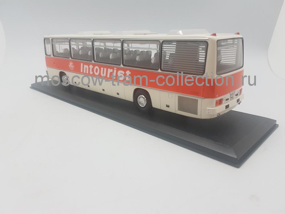 Коллекционная масштабная модель 1:43 Икарус 250.58 (1981) Интурист
