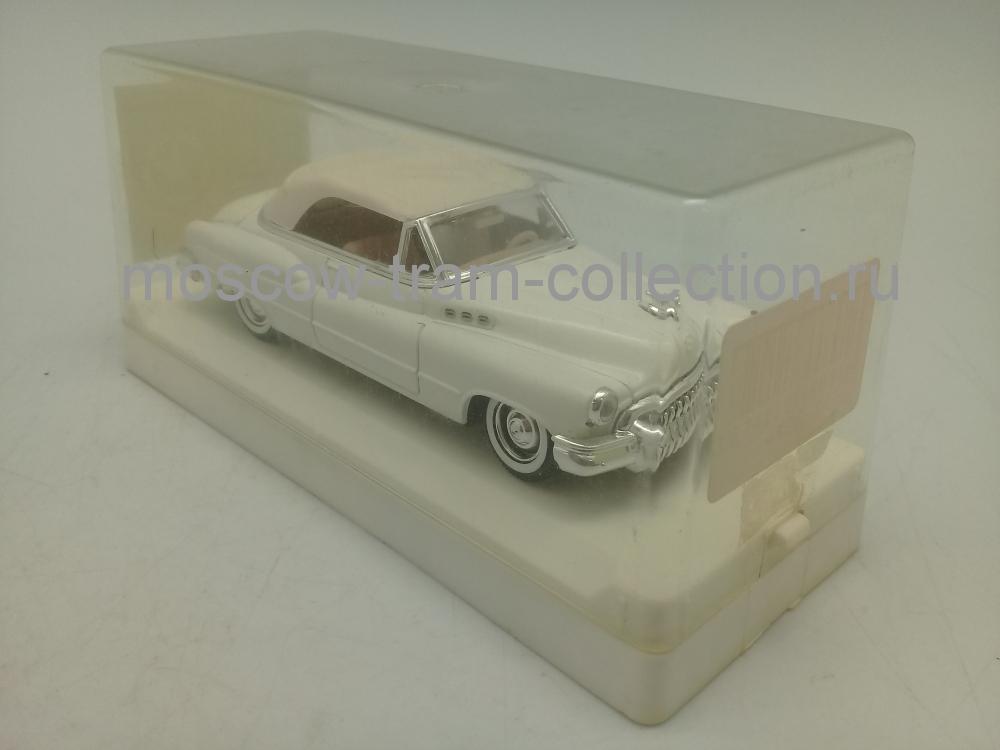 Коллекционная масштабная модель 1:43 Buick 1950 Cabriolet