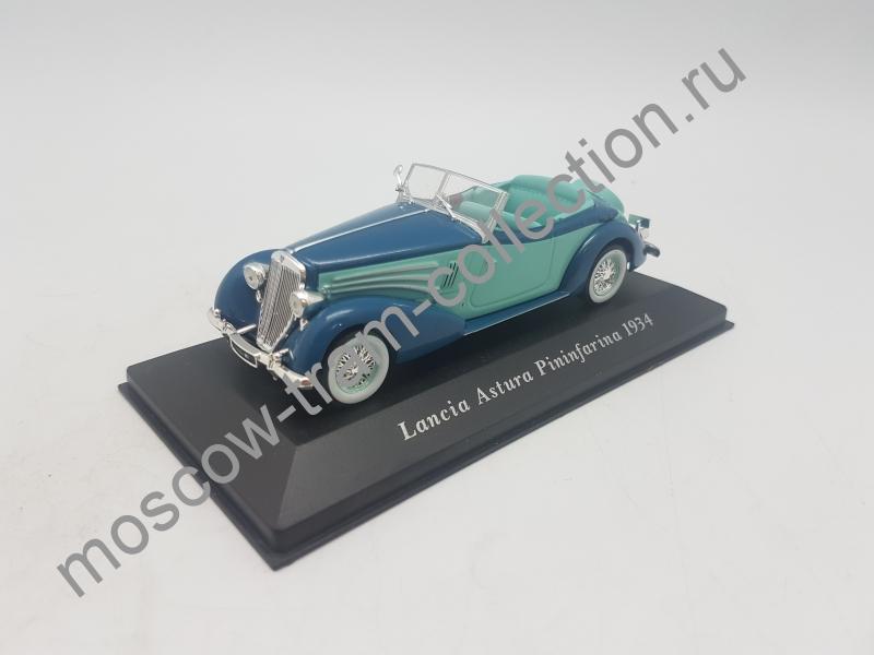 Коллекционная масштабная модель 1:43 Lancia Astura Pininfarina 1934