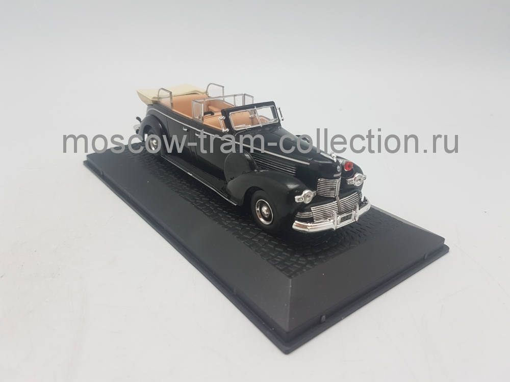 Коллекционная масштабная модель 1:43 Lincoln Continental Sunshine Special
