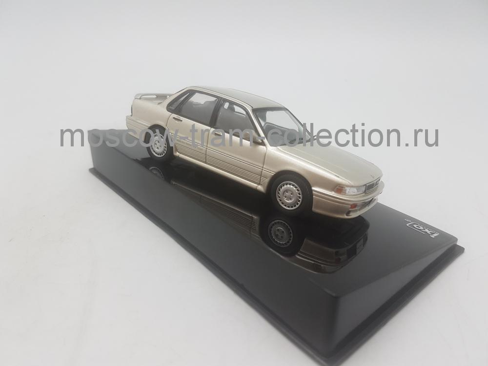 Коллекционная масштабная модель 1:43 Mitsubishi Galant VR-4 1987