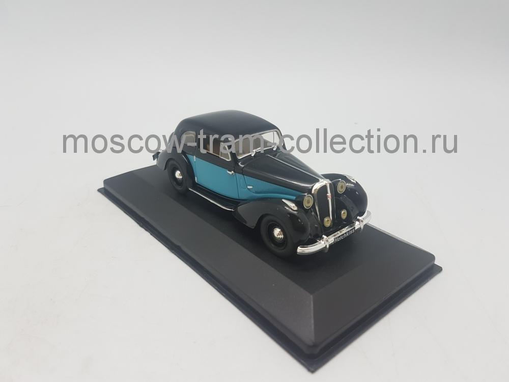 Коллекционная масштабная модель 1:43 Hotchkiss 686 GS, 1949