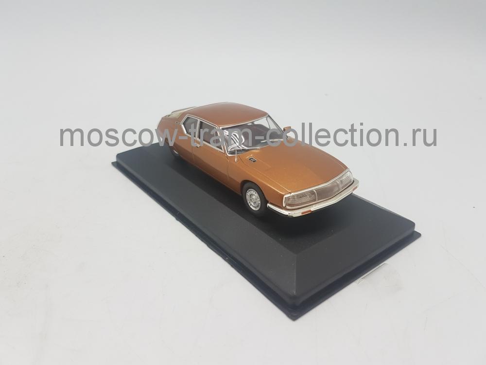Коллекционная масштабная модель 1:43 Citroёn SM 1970
