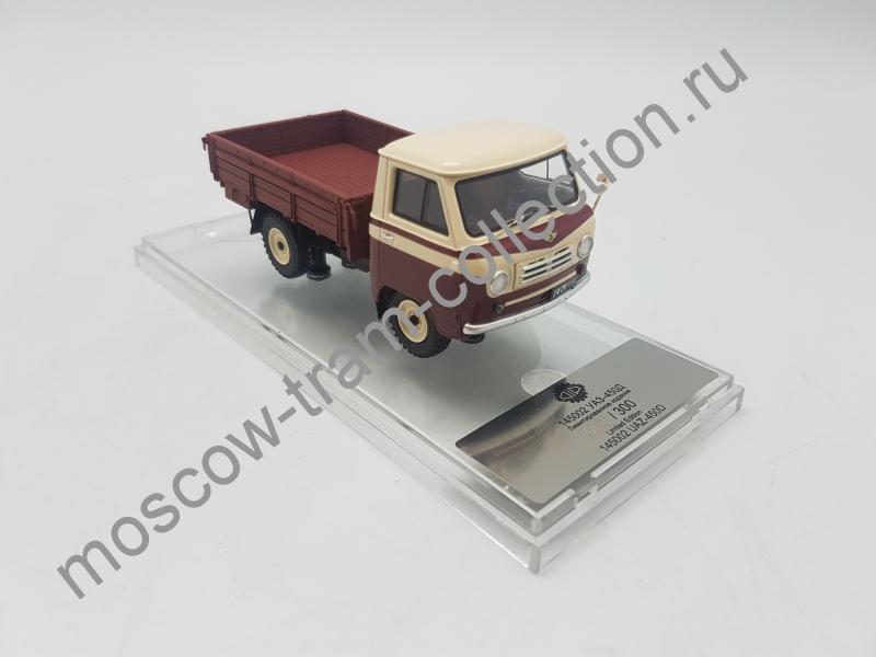 Коллекционная масштабная модель 1:43 УАЗ-450Д