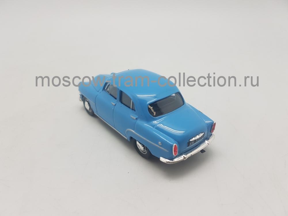 Коллекционная масштабная модель 1:43 Simca Aronde A90