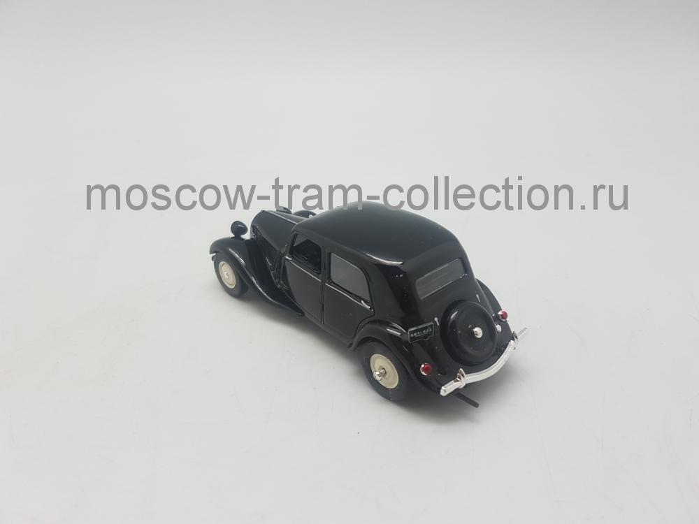 Коллекционная масштабная модель 1:43 Citroёn 11 BL