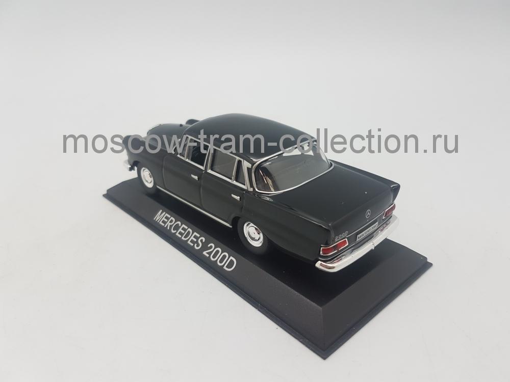 Коллекционная масштабная модель 1:43 Mercedes-Benz 200D