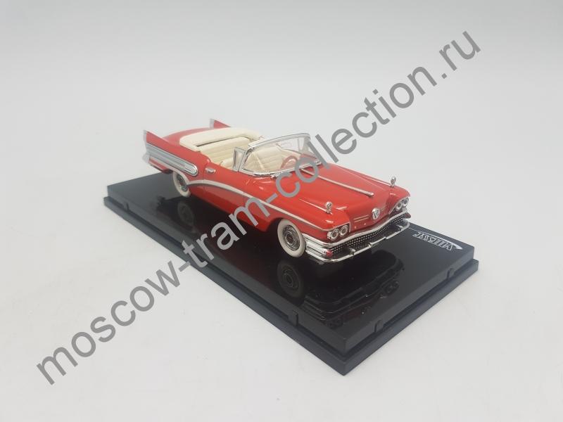 Коллекционная масштабная модель 1:43 Buick Special Convertible 1958