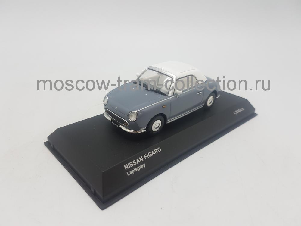 Коллекционная масштабная модель 1:43 Nissan Figaro