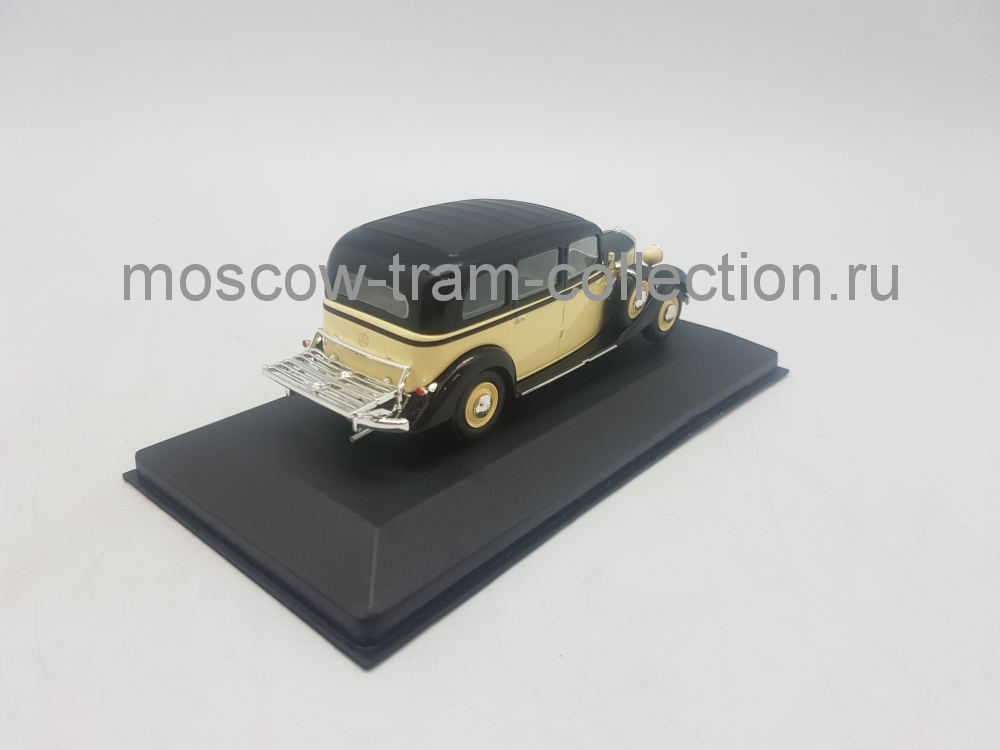 Коллекционная масштабная модель 1:43 Mercedes-Benz Typ 260D, 1936