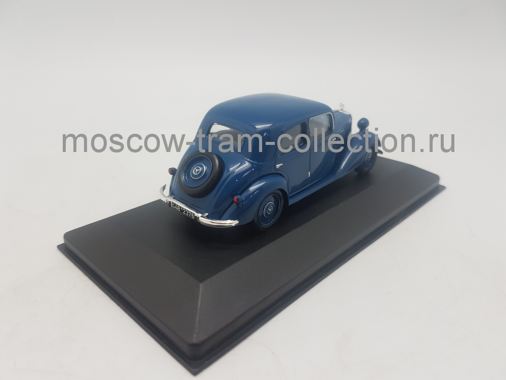 Коллекционная масштабная модель 1:43 Mercedes-Benz 170V Limousine, 1949
