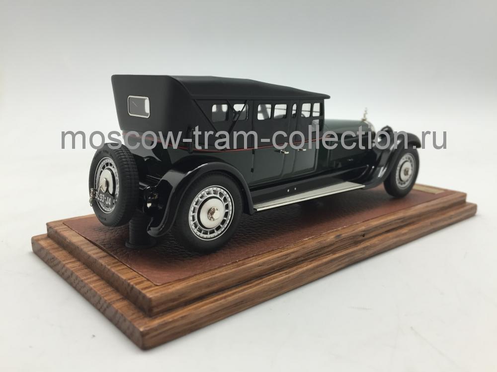 Коллекционная масштабная модель 1:43 Bugatti T41 Royale тираж 125 штук