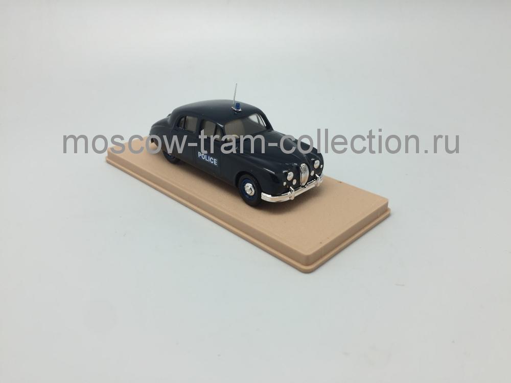 Коллекционная масштабная модель 1:43 Jaguar ЬЛ 1 1960 POLICE URBAINE
