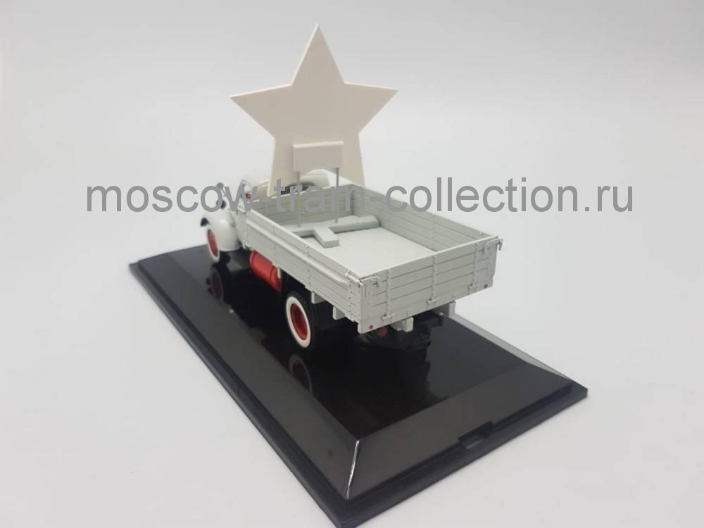 Коллекционная масштабная модель 1:43 ЗИЛ 166А