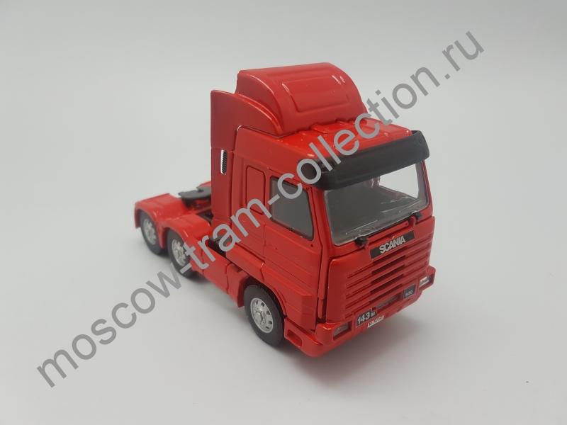 Коллекционная масштабная модель 1:43 Scania 143M