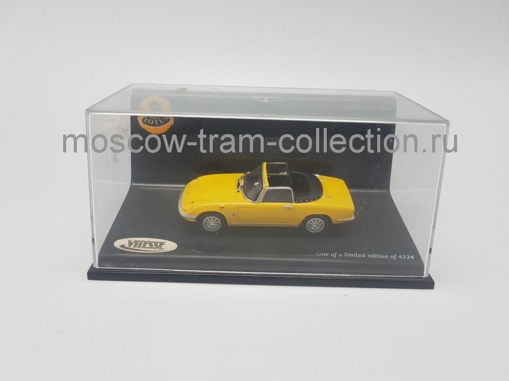 Коллекционная масштабная модель 1:43 Lotus Elan