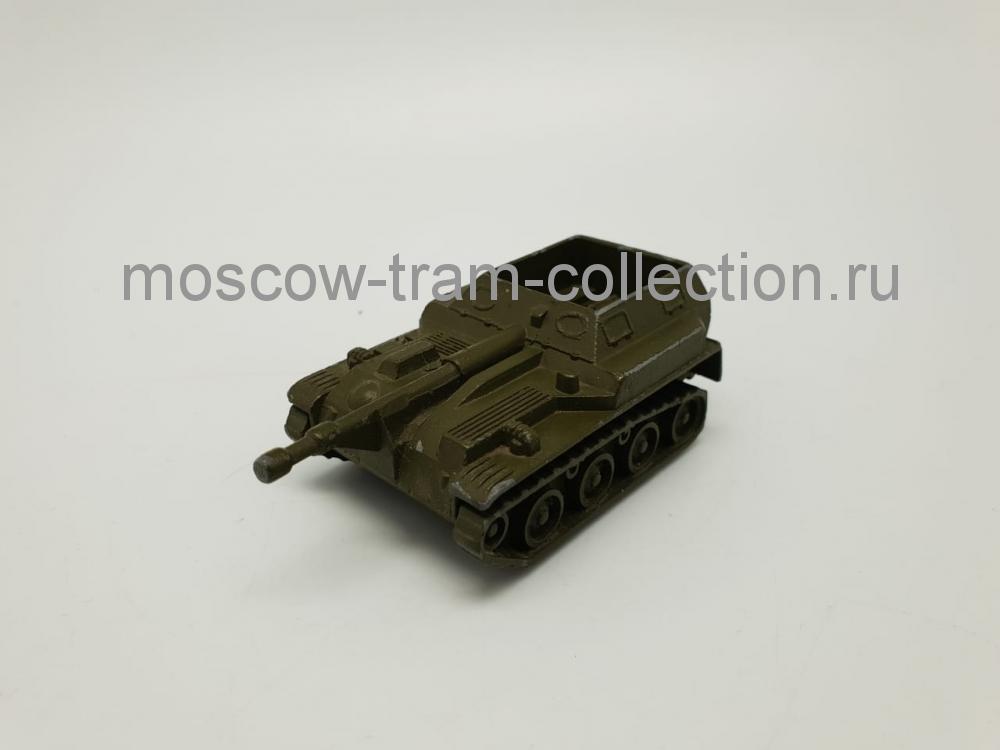 Коллекционная масштабная модель 1:43 Игрушка-модель: *ВОЕННАЯ ТЕХНИКА*. Металл. СССР.(3)
