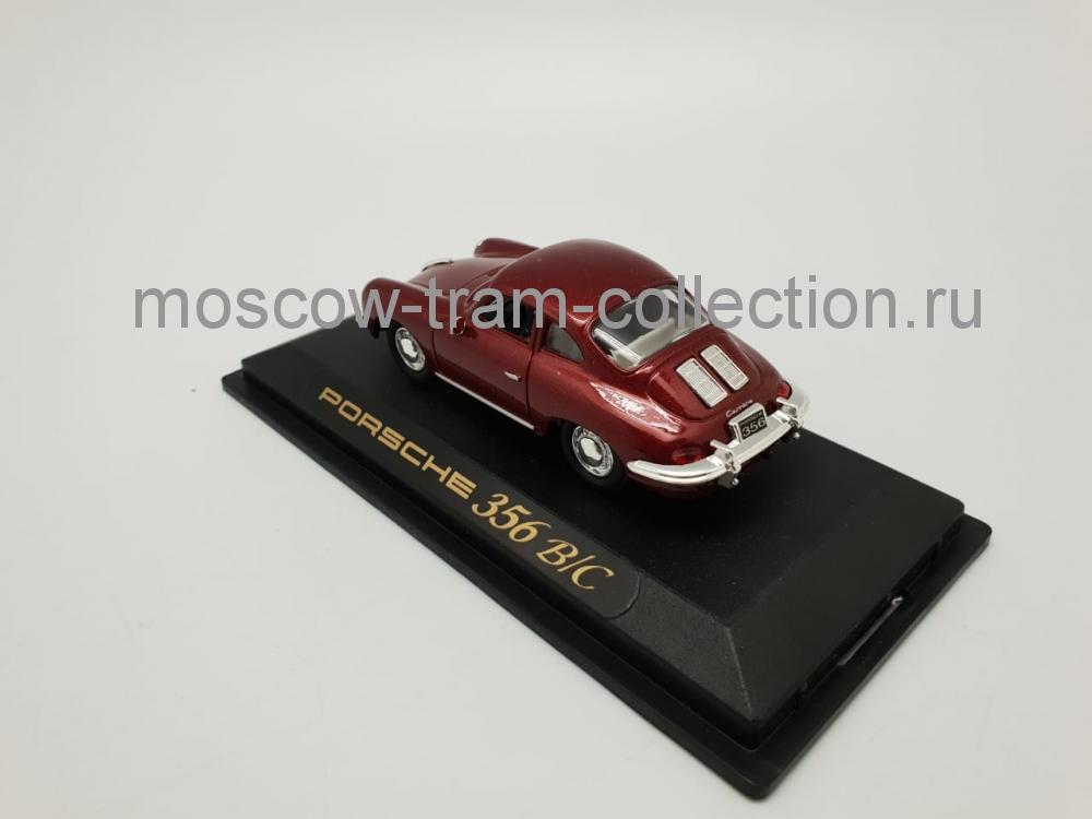 Коллекционная масштабная модель 1:43 Porsche 356