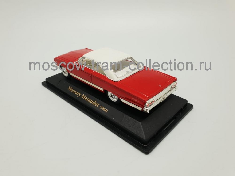 Коллекционная масштабная модель 1:43 Mercury Marauder 1964