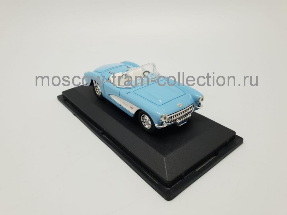 Коллекционная масштабная модель 1:43 Chevrolet Corvette (1957)