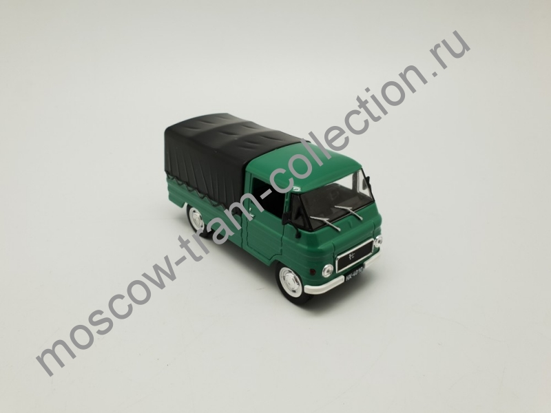 Коллекционная масштабная модель 1:43 Выпуск №179 ZUK A-03