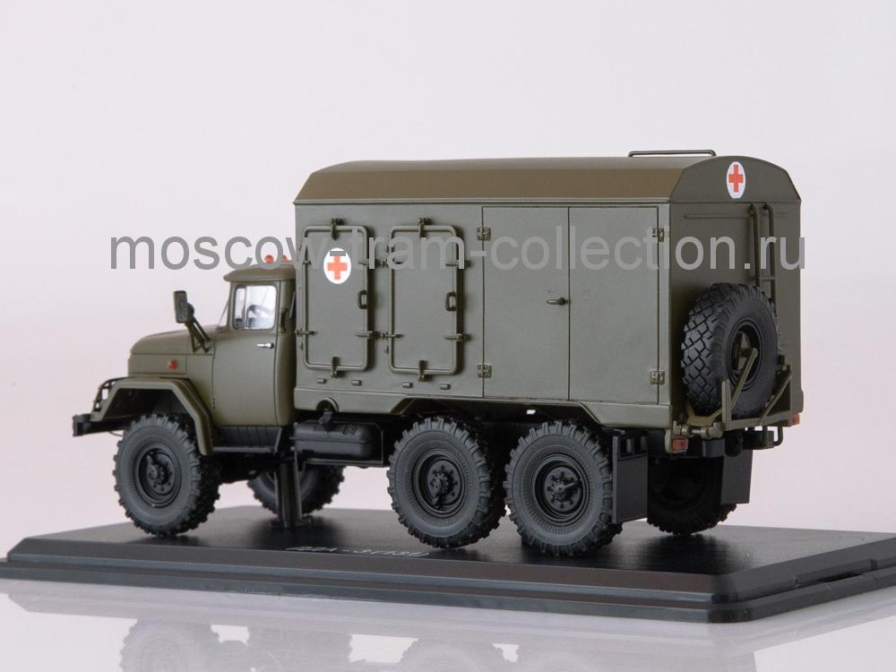 Коллекционная масштабная модель 1:43 ДДА-3 (131)