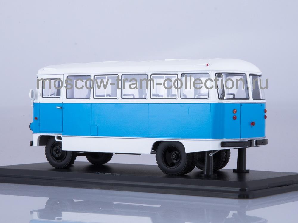 Коллекционная масштабная модель 1:43 АСЧ-03