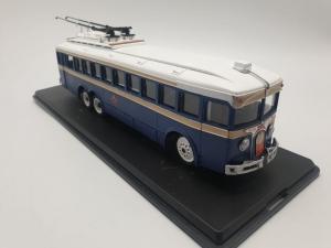 Модели троллейбусов ручной работы работа для девушек на спб