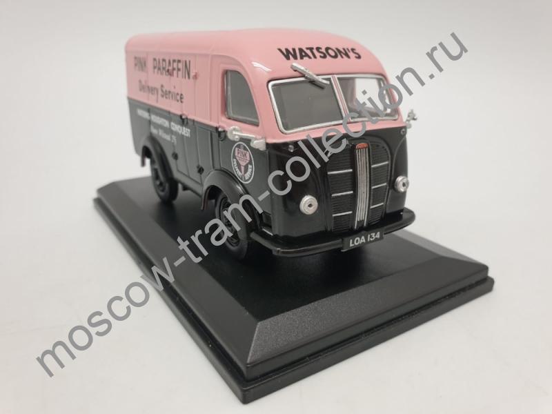 Масштабная коллекционная модель Austin 3 Way Van