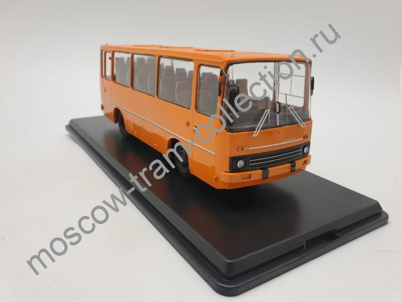 Коллекционная масштабная модель 1:43 IKARUS 211, оранжевый