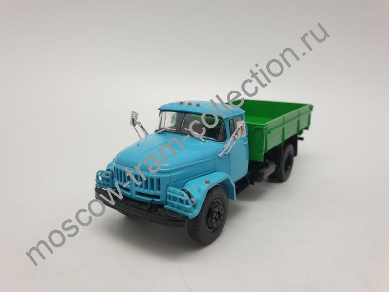 Коллекционная масштабная модель 1:43 Легендарные грузовики СССР №44, АМУР-53131
