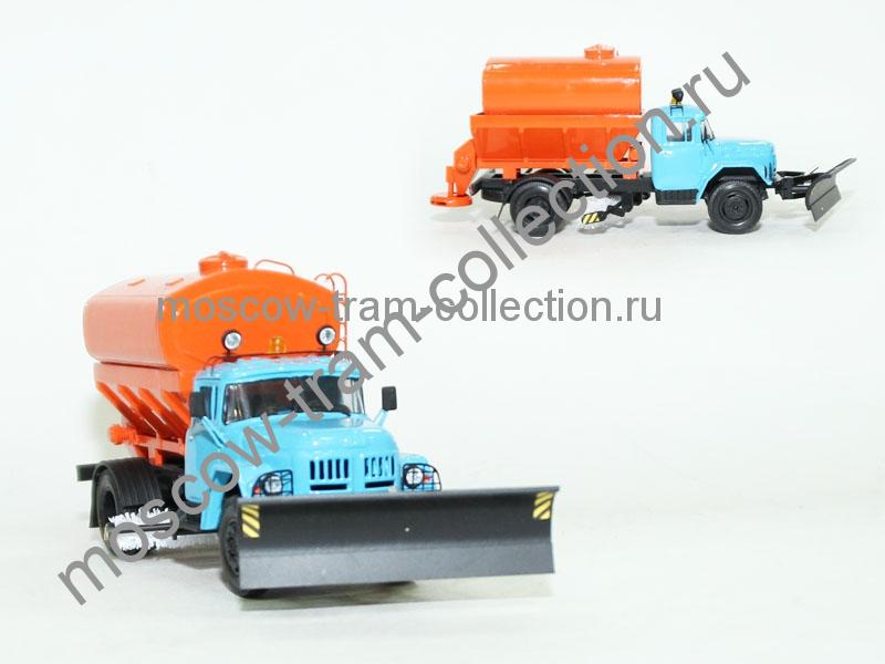 Коллекционные масштабные модели Зил 131 Амур МДК