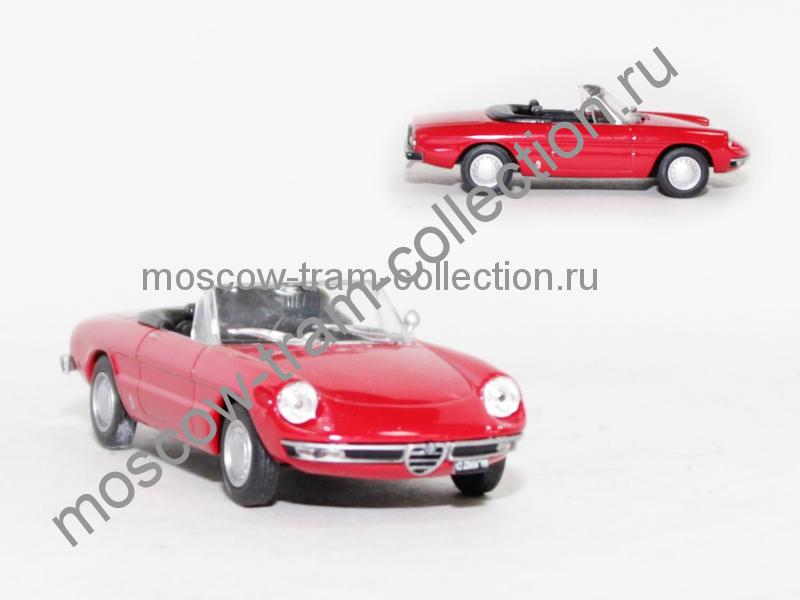 Коллекционные масштабные модели Alfa Romeo 1300