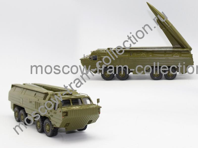 """Коллекционная масштабная модель 1:43 ПУ9П71 """"Ока"""""""
